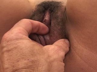 Horny ebony chick craves for hard fucking
