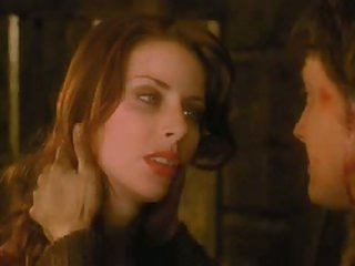 Incredibly Hot Vampires Orgy Featuring Sexy Brunette Babe Diane Neal