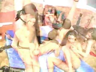 Girly Gang Bang with Sweet Amy Lee