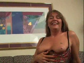 mature lady boned