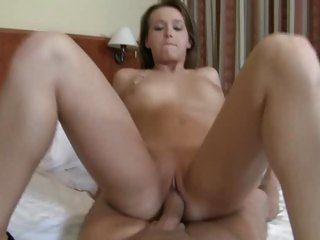 Awesome Kitty Cat is rutted up her wet snatch
