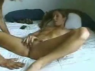 Home made lechery. Guy eats his slender stunning girlfriend, making her moan and wish to feel his big dick inside and finally he does it, and we can call it amateur porn))