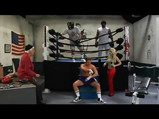 Come on, you know the movie, no need to mention it! In this parody something else is a rocky, the guy's cock! And who can blame him? That gorgeous blonde can give any guy a rock solid erection and her ass, damn it's smoking hot. Wanna see what this guy will do to that booty and how hard he's gonna fuck it?
