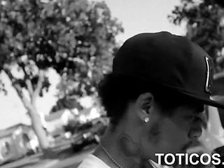 Toticos.com - the best ebony deathly teen amateur pov porn!