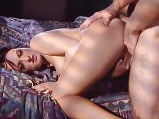 Scorching Melissa Lauren loves getting her slot slammed