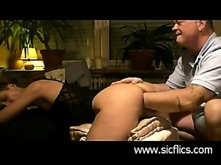 Extreme fist fucked amateur slut has her cunt stretched wide